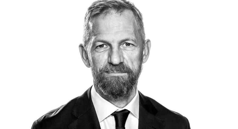 Anders Krab-Johansen, koncernchef og udgiver, Berlingske Media. Foto: Søren Bidstrup/Ritzau Scanpix