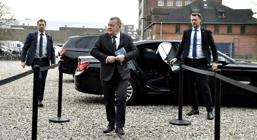Hvorhen? Statsminister og V-formand Lars Løkke Rasmussen skal på weekendens landsmøde sætte kursen frem mod valget. Flere partifæller ønsker, at kursen skal pege mod Dansk Folkeparti.