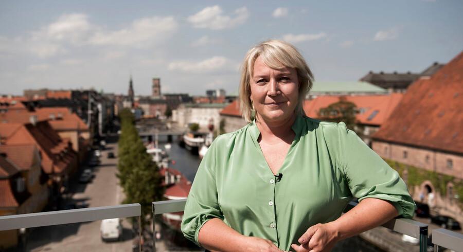Christina Egelund, Liberal Alliances politiske ordfører.