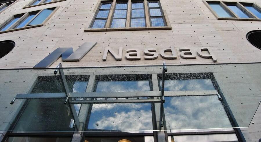 Nasdaq Copenhagen lancerer et nyt tiltag, der skal gøre det billigere at handle i smallcap aktier og samtidigt tiltrække flere små virksomheder til børsen. Foto: Nasdaq Copenhagen