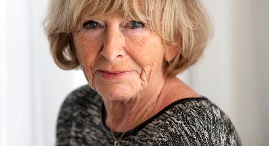 Tidligere generalsekretær, minister og folketingsmedlem Mimi Jakobsen fylder 70 år mandag 19. november 2018. (Foto: Søren Bidstrup/Ritzau Scanpix)