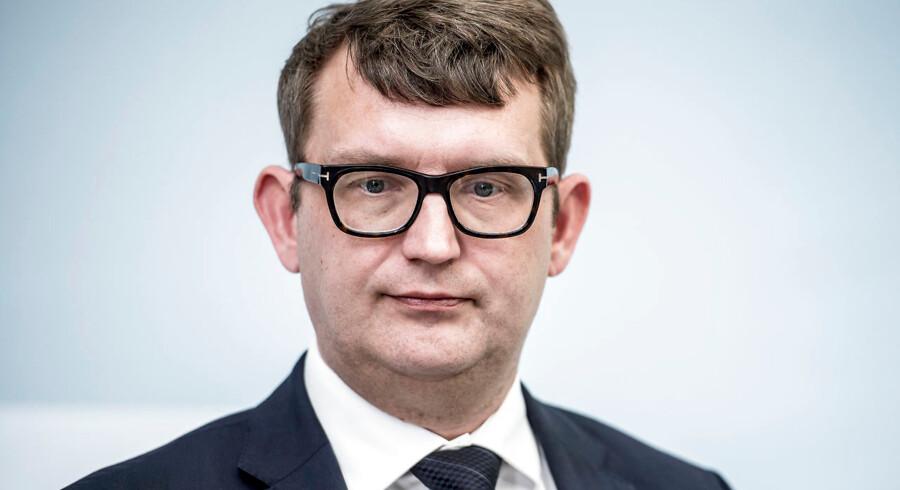 Beskæftigelseminister Troels Lund Poulsen beklager forløbet i sagen om det kræftfremkaldende stof krom-6