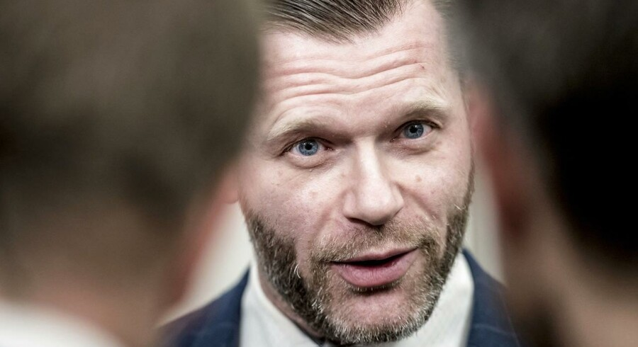 »At vi præsterer godt to procent, er ikke specielt prangende,« siger LA-finansordfører Joachim B. Olsen om opjusteringen af Danmarks vækst.