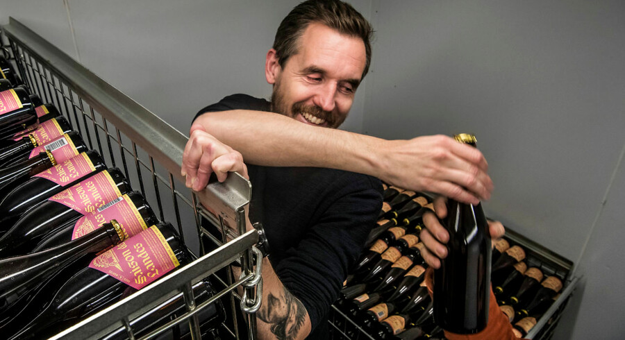 Mikkel Borg Bjergsø var med til at starte ølbølgen i 00ernes København. I dag driver han også en lang række restauranter i byen.
