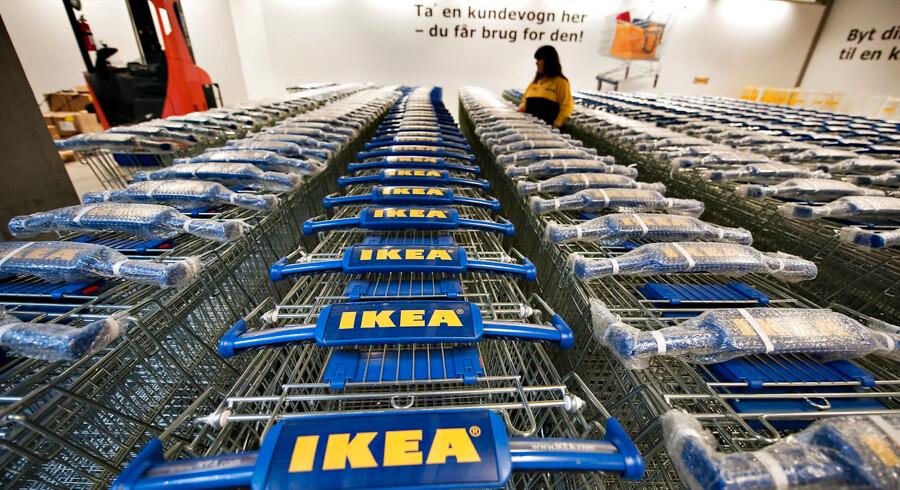 IKEA fyrer 7.500 medarbejdere.