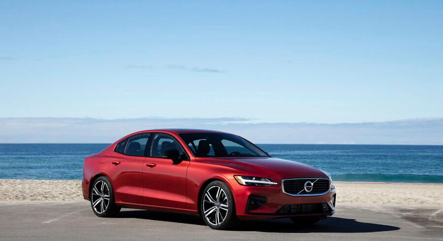 Volvo er begyndt at udfase dieselmotoren og satser benhårdt på plugin-hybrider.