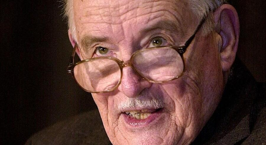 James M. Buchanan (1919-2013), vinder af Nobelprisen i økonomi i 1986, tog et opgør med populismen, som særligt er blevet relevant i dag. Foto: Mike Theiler/AFP/Ritzau Scanpix