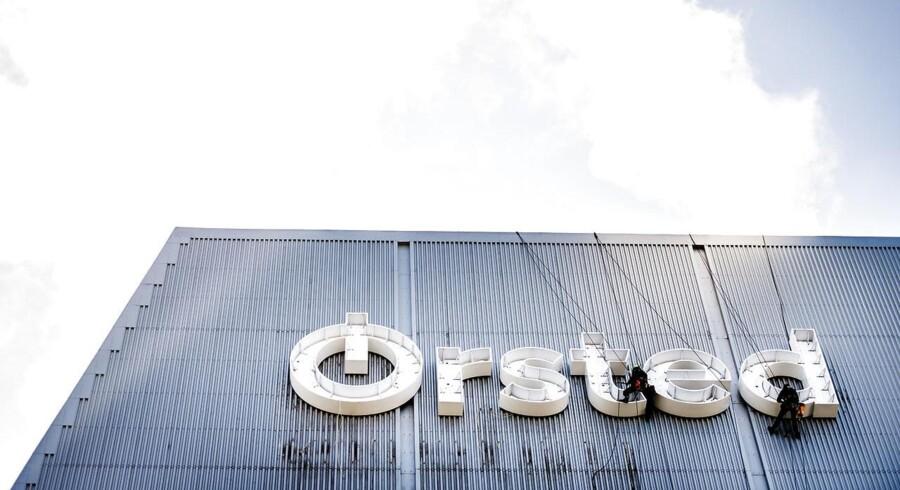 Sidste år blev det store DONG Energy-skilt på Avedøreværket skiftet ud med et Ørsted-skilt. Endnu en del af selskabet er på vej ud, når salget af Radius inden for de første halvdel af 2019 ventes at være afsluttet.