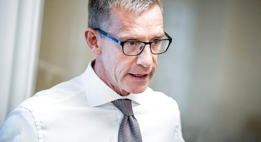Direktør for ATP Christian Hyldahl var chef for den Nordea-afdeling, som søgte at få refunderet schweizisk og fransk udbytteskat.