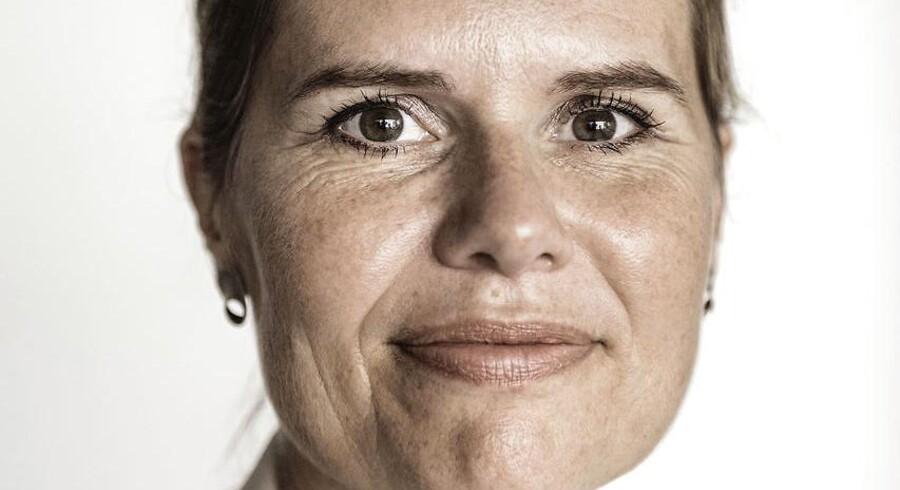 Camilla Sylvest, koncerndirektør for Novo Nordisks samlede kommercielle strategi.