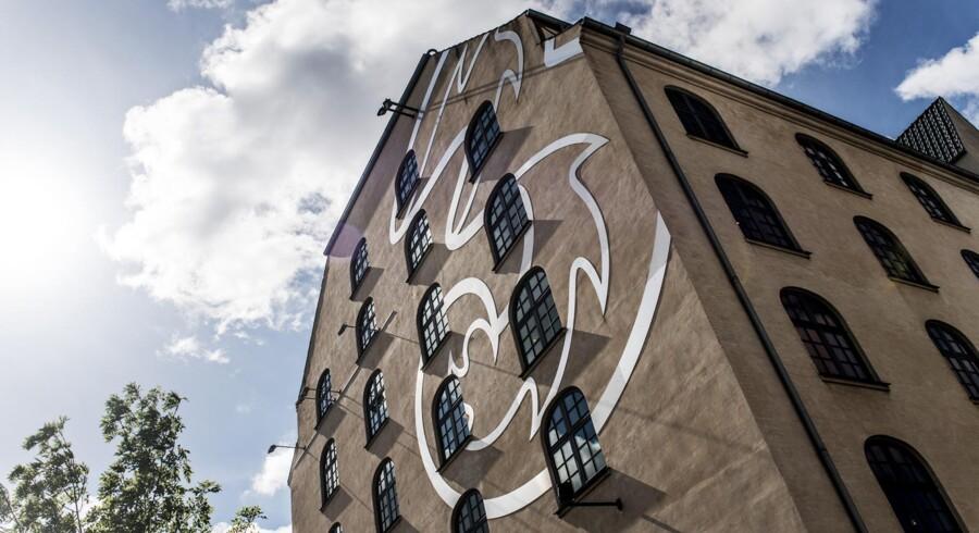 Danmarks fjerdestørste teleselskab, »3«, blev for et år siden pålagt at betale 418 millioner kroner ekstra i moms i Danmark. Nu vanker der også økonomiske øretæver i Sverige. Arkivfoto: Carsten Andersen, »3«