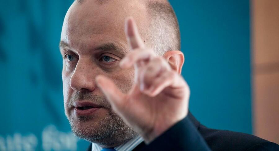 Estlands udenrigsminister, Juri Luik.