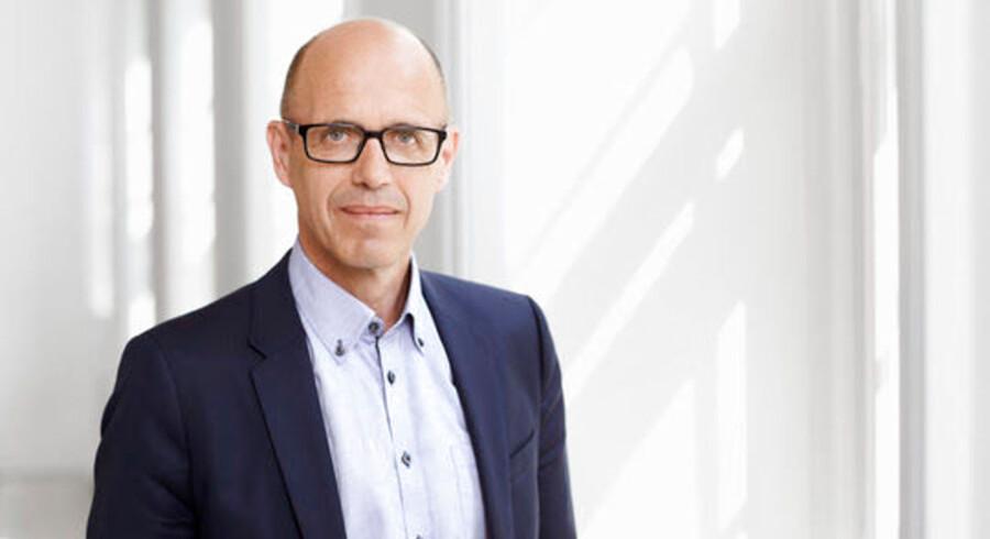 KU-rektor Henrik C. Wegener oplyser, at han som rektor har en en »kalender, der er fyldt til bristepunktet«.