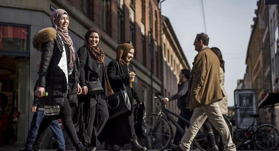 Ny opgørelsen fra Danmarks Statistik sætter tal på indvandringen i Danmark.