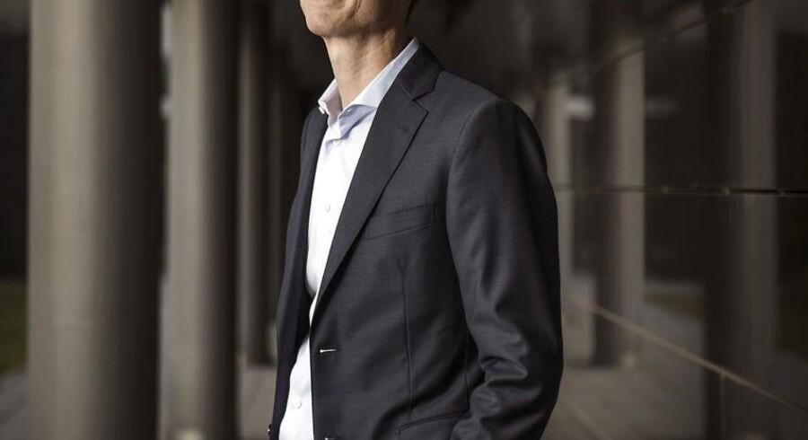 Ørsteds topchef, Henrik Poulsen, vil løfte energigiganten ind i en helt ny liga med massive investeringer i grøn energi.