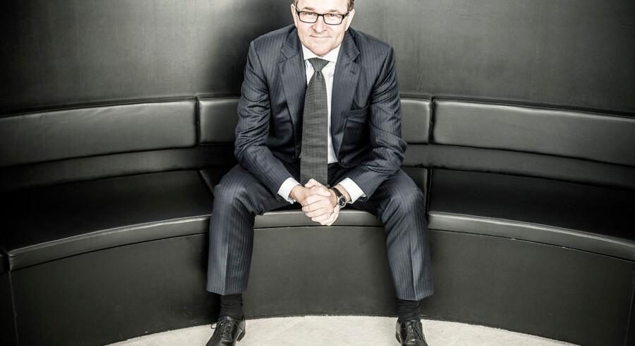 Eivind Kolding, adm. direktør for Novo Nordisk Fondens pengetank, Novo A/S. Novo A/S ejer Novo Nordisk, Novozymes, og en større aktiepost i Chr. Hansen, samt en række mindre lifescience-virksomheder.