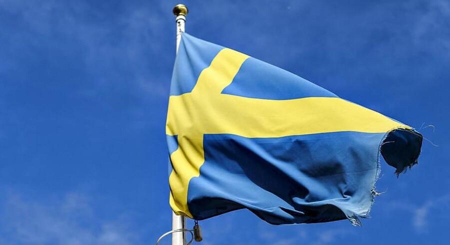 Den svenske økonomi er ved at tabe pusten. Det sker efter en række flotte år. Siden 2015 har den gennemsnitlige årlige vækst være på over tre pct.
