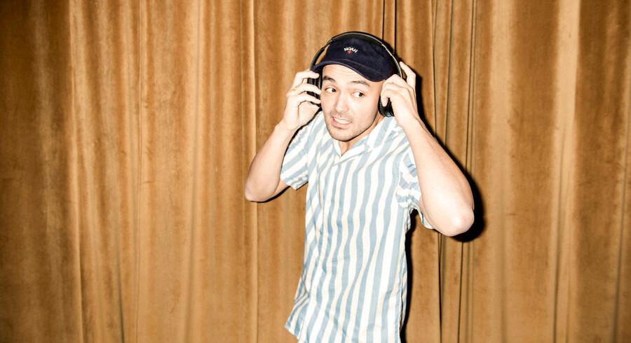 »Jeg kom sent i gang med en egentlig uddannelse, fordi jeg tog syv fjumreår først«, fortæller Nicholas Kawamura.