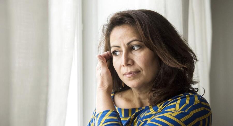 Debattør, tidligere folketingsmedlem mm., Özlem Cekic, har en kurdisk baggrund.