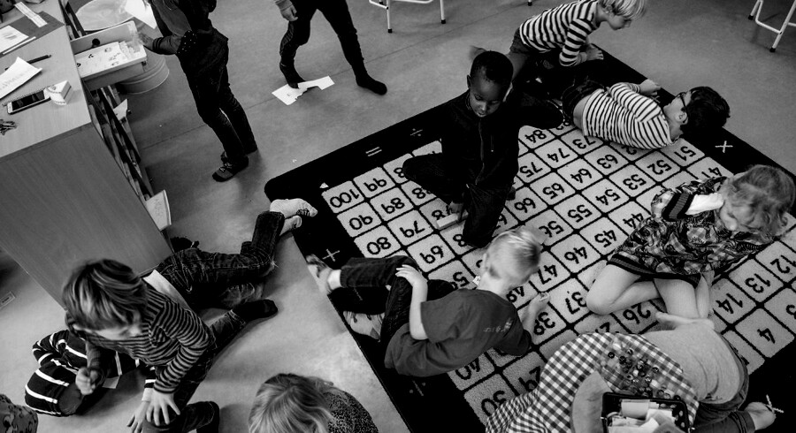 Danske forældre bruger mere tid på deres børn, viser en undersøgelse fra Rockwool Fondens Forskningsråd.