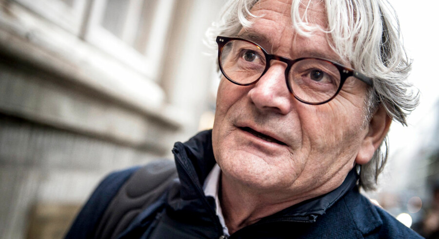 Retssag mellem skoleleder Erik Schmidt og Odense Kommune i Østre Landsret, tirsdag den 30. oktober 2018. Arkivfoto.