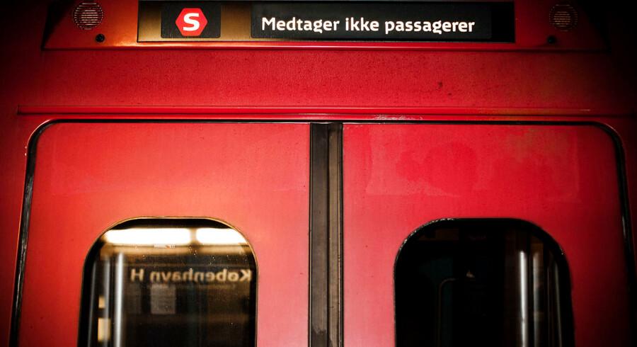 (ARKIV) S toge holder stille.