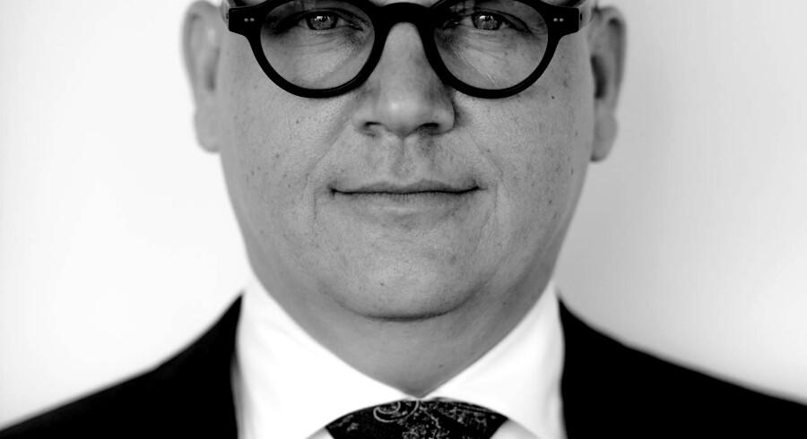 Investeringschef i ejendomsselskabet 360 North Nils Jansson.