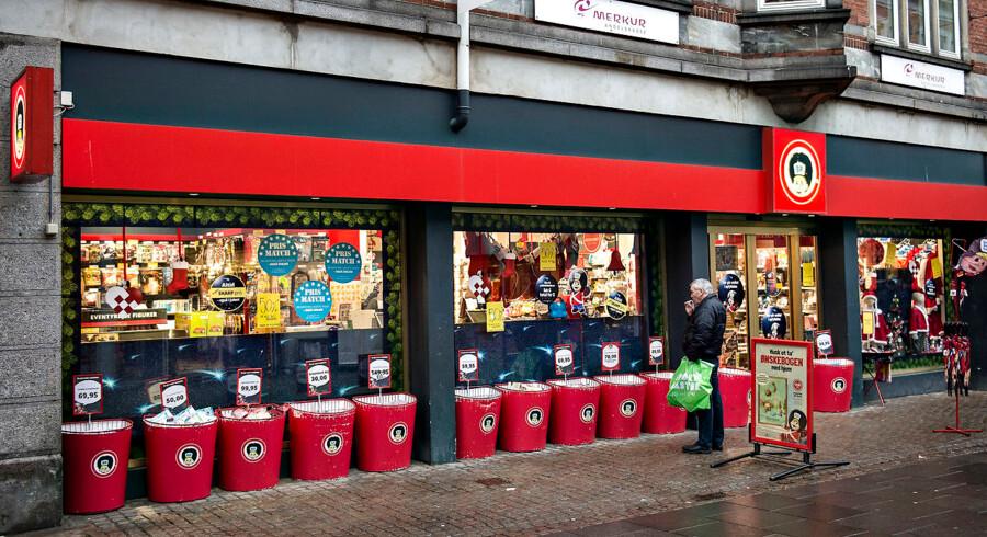 Top-Toy, der driver 226 Fætter BR-butikker og 72 Toys 'R' Us-butikker, er i dag gået i rekonstruktion – det, der tidligere blev kaldt betalingsstandsning.