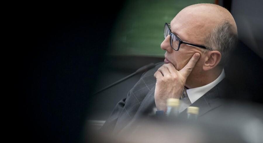 DFs Alex Ahrendtsen sidder i bestyrelsen for Danske Taler, der nu er kommet på finansloven.