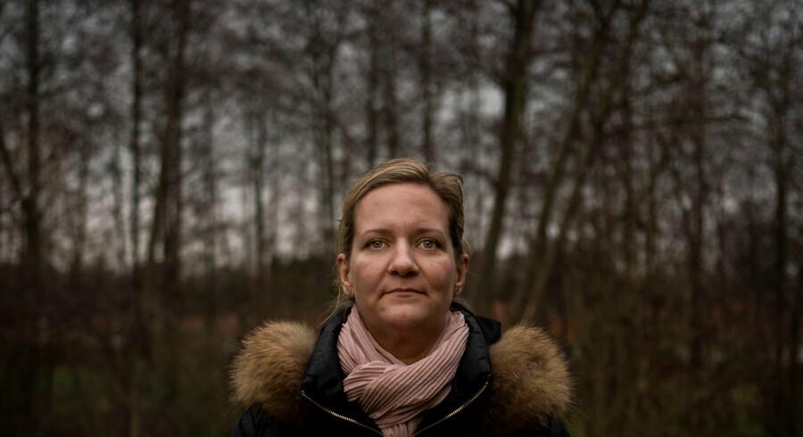 Line Roneklint Wiuffs ti-årige søn blev overfaldet på en skole i Helsingør i sidste uge.