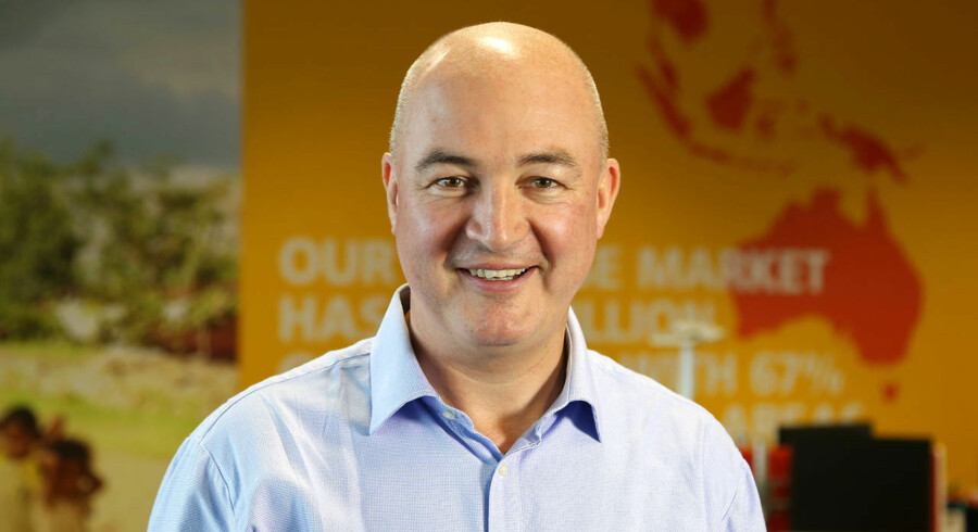 Alan Jope, der fra 1. januar 2019 er udpeget til ny topchef for Unilever, har arbejdet flere steder i verden for forbrugsvaregiganten.