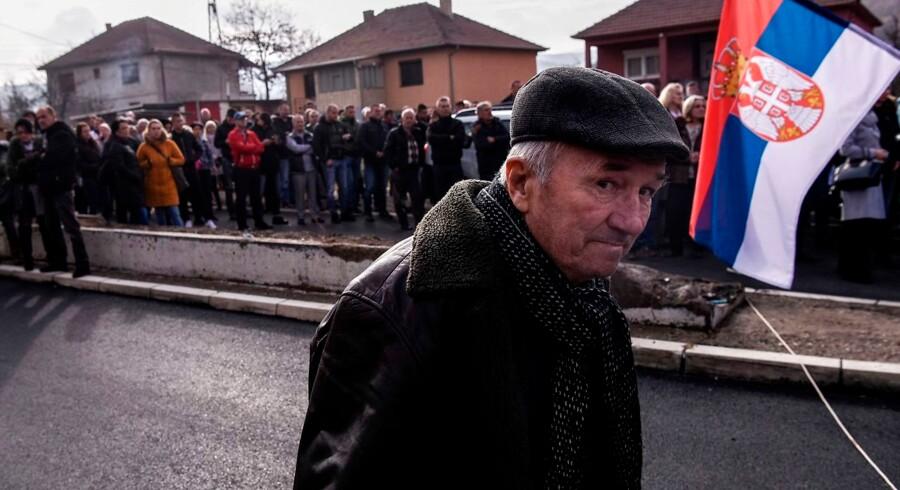 »Kosovo er Serbien,« lyder det fra litteraturprofessor Milo Lompar.