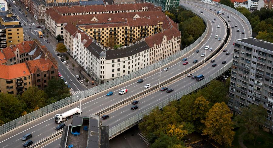 Bispeengbuen skal tømmes for biler og være en grøn »High Line« for cyklister og fodgængere.