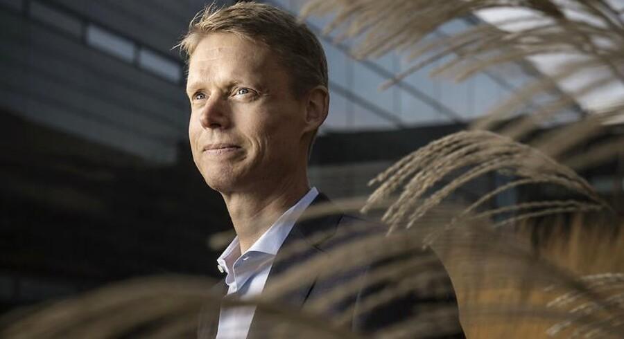 Henrik Poulsen, administrerende direktør for Ørsted, skal balancere mange hensyn i salget af Radius.