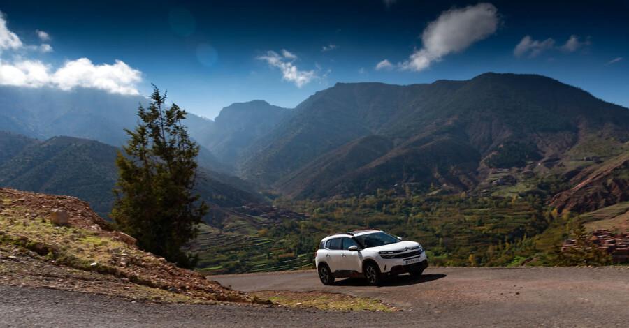 Den nye Citroën C5 Aircross hylder komfort i et omfang, så den uden sammenligning er klassens blødeste og mest komfortable køreoplevelse.