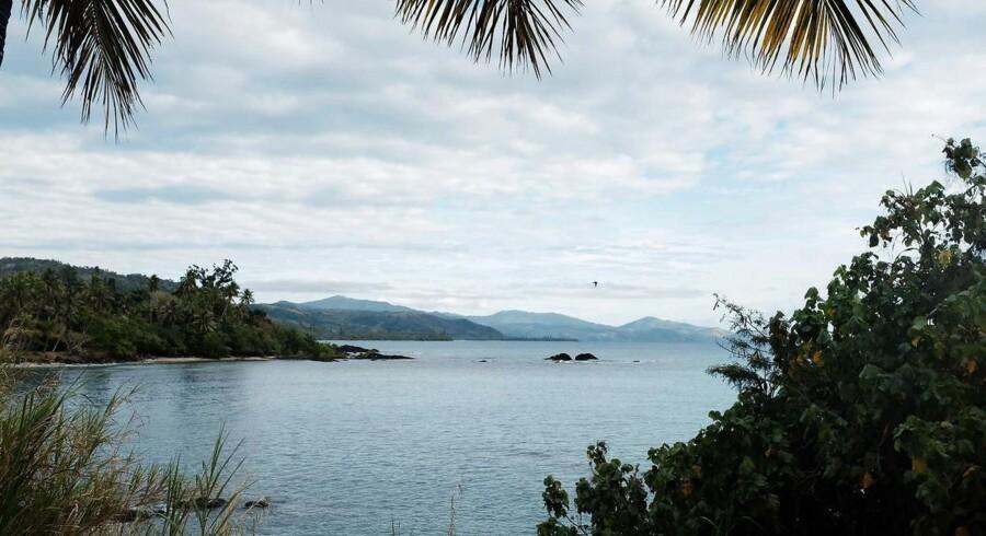Ny Kaledonien er et fransk, øversøisk territorium i Stillehavet.