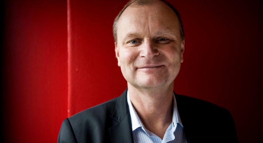 Coops førstemand, Lasse Bolander, fylder søndag 50 år.