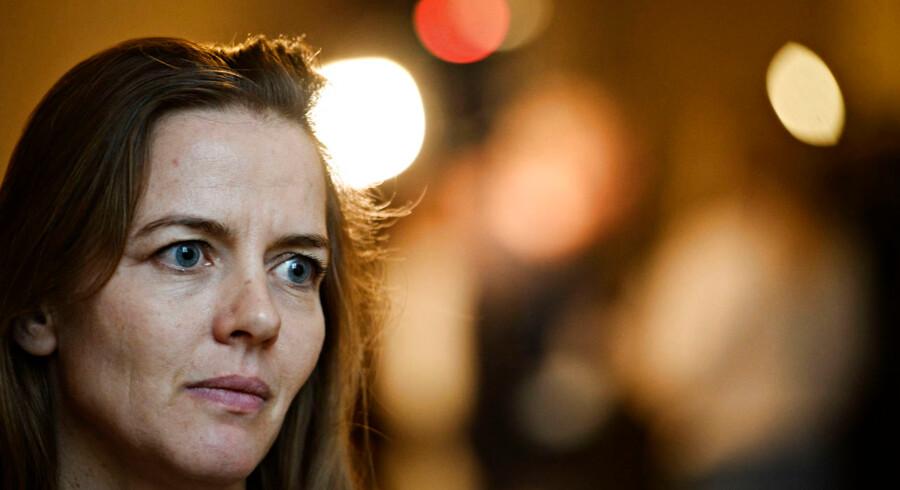 Sundhedsminister Ellen Trane Nørby (V) er gået sammen med den spanske sundhedsminister om at rejse fokus på at sikre patientsikkerheden med nye regler om medicinsk udstyr. Det kan være med til at give større gennemslagskraft, vurderer hun. (Arkivfoto)