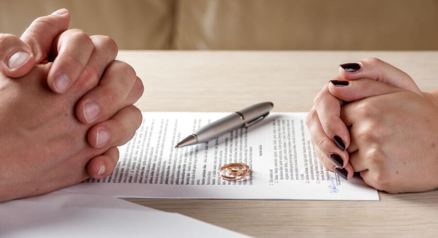 Man kan undgå visse frustrationer, hvis man er opmærksom på at få orden i papirerne, mens ægteskabet stadig er intakt, lyder det i denne uges brevkasse.