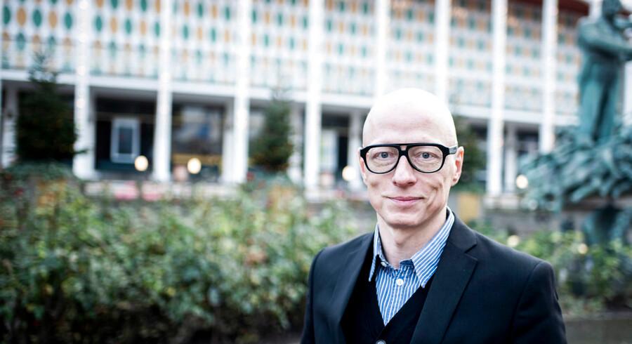 Frederik Wiedemann er uddannet økonom og i øjeblikket spindoktor for trafikminister Ole Birk Olesen. 1. januar tiltræder han jobbet som vicedirektør med ansvar for kultur i Tivoli.