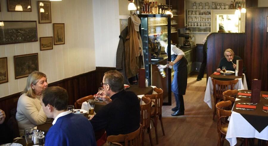 Café Gammeltorv.