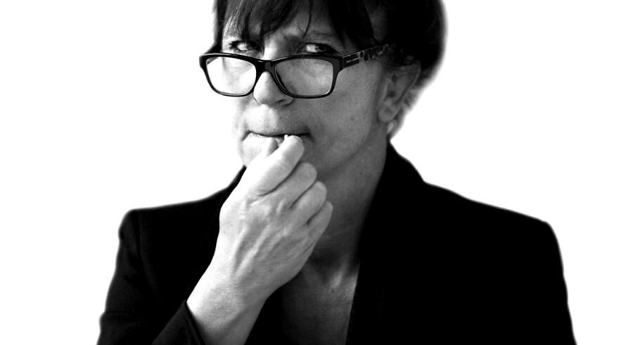 »Du har ikke nogen retorik. Og du er heller ikke klar i den. Skriv det på tavlen 32 gange: Jeg er klar i mælet. Lad endelig være, hvis det ikke er tilfældet,« skriver Susanne Staun.