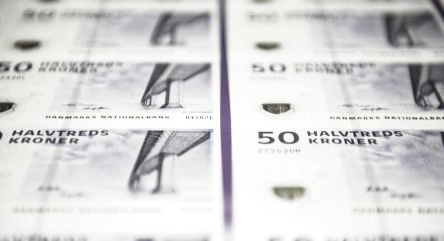 Den danske valuta er svækket over for euroen. Det kan få Danmarks Nationalbank til at gribe ind med støtteopkøb, fremhæver Nordea.