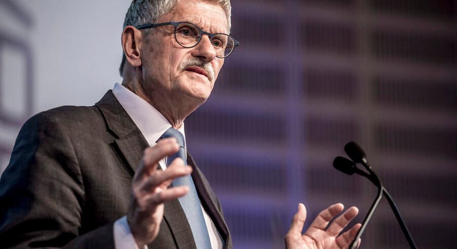 Heldigvis for Danmark har socialdemokraterne her aldrig haft magt som de har agt, skriver Nils Sjoegren.