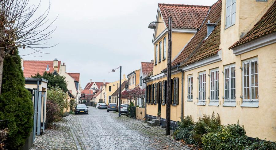 Arkivfoto. Danskerne vil allerhelst bo i Dragør.