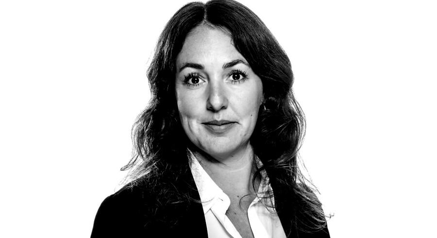 Journalist og klummeskribent Nathalie Ostrynski