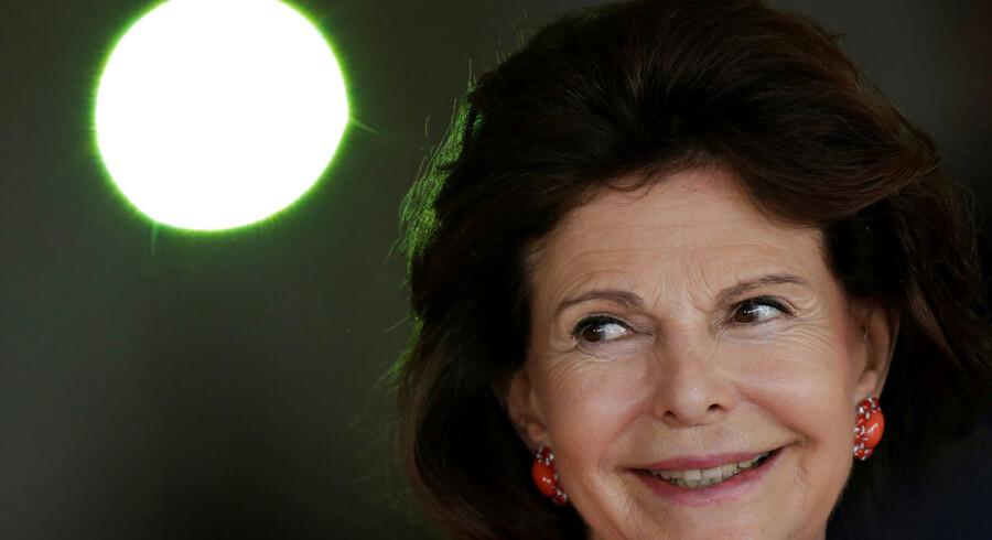 Dronning Silvia af Sverige fylder 75 år 23. december.