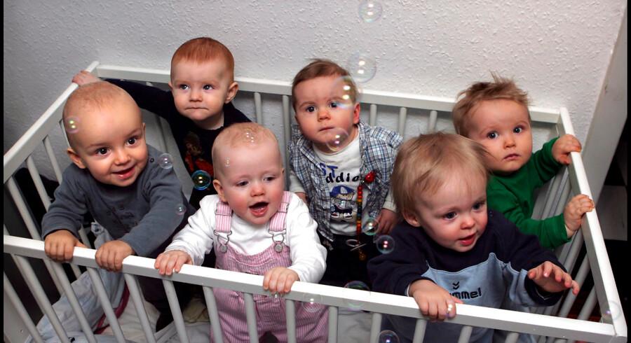 Hvad stiller forældre op, når deres barn udtrykker ønske om at at skifte køn? Hos de Konservative er der modstand mod at give børn og unge under 18 år mulighed for juridisk kønsskift. Arkivfoto: Jørgen Jessen/Ritzau Scanpix