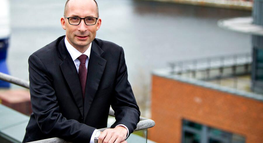 Arkivfoto. Revisionsfirmaet KPMG's afgående direktør Thomas Hofman-Bang bliver ny administerende direktør i Industriens Fond.