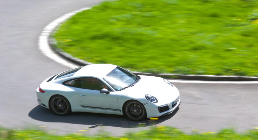 Bilårets 2018 har budt på en serie spændende nye automobile bekendtskaber - et af højdepunkterne var denne letvægts-Porsche med efternavnet 911T
